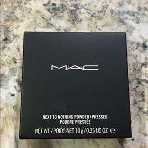 MAC Next to Nothing Powder in Medium